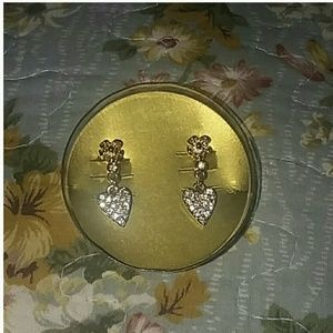 Vintage Sarah Coventry Dangle Earrings